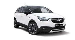 Our best value leasing deal for the  Crossland X 1.2 [83] Elite Nav 5dr