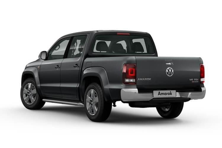 Volkswagen Amarok D/cab Pick Up Aventura 3 0 V6 Tdi 258 Bmt 4m Auto