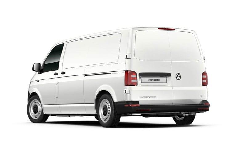 3e607058a109b4 Volkswagen Transporter T32 Lwb Diesel 2.0 TDI BMT 150 Startline Business Van  DSG