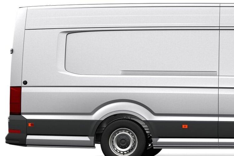 2ce70ecde043d1 Volkswagen Crafter Cr35 Maxi Lwb Diesel 2.0 TDI 102PS Startline High Roof  Van