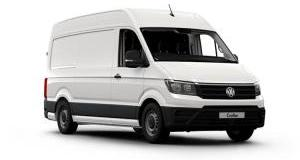 Our best value leasing deal for the  Crafter 2.0 TDI 177PS Trendline Business Ext H/Rf Van Auto