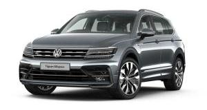 Our best value leasing deal for the  Tiguan Allspace 1.5 TSI EVO Match 5dr
