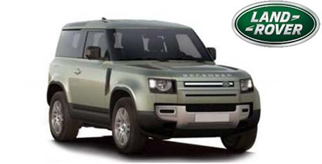 View Land Rover leasing deals
