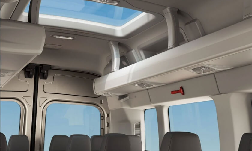 New Ford Transit Minibus | Rivervale Leasing