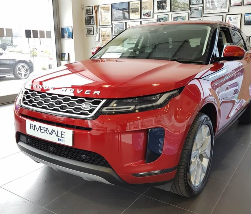 2019 Range Rover Evoque Review Rivervale Leasing