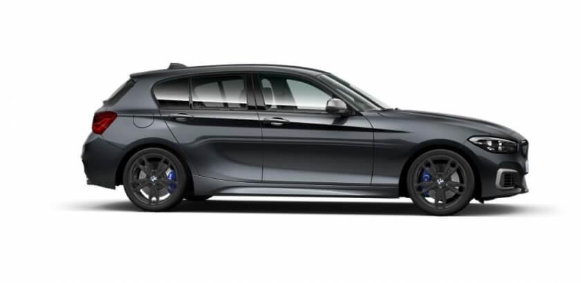 Bmw 1 Series Hatchback Special Edition M140i Shadow Edition