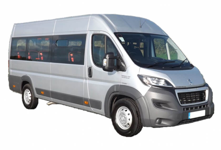 Our best value leasing deal for the Peugoet Boxer L4H2 2.0Hdi Euro 6 Turbo Diesel, 130BHP Minibus