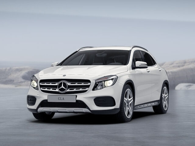 mercedes benz gla class gla 200d amg line 5dr auto lease rivervale leasing. Black Bedroom Furniture Sets. Home Design Ideas