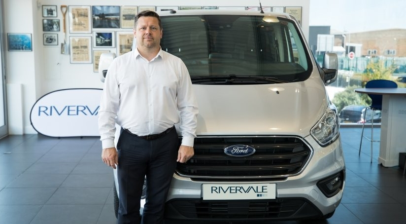 Rivervale's Guide to the all new Ford Transit Custom Van