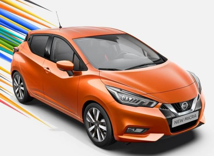 Nissan S Car Share Scheme And All New Micra