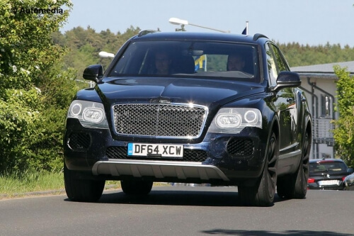 Blog / bentley bentayga 1