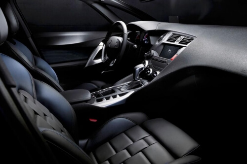 Blog / ds5 new interior seats