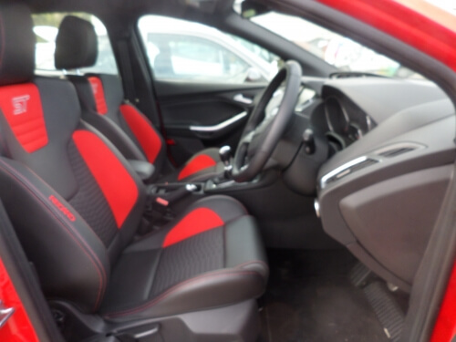 Blog / ford focus st blog seats