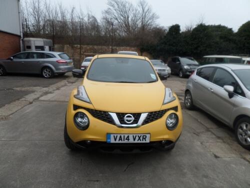 Blog / Nissan Juke Front ...
