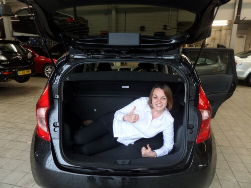 Blog / nissan note boot