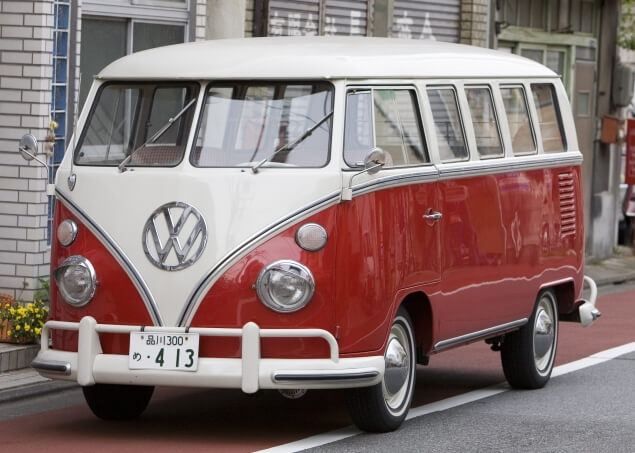 The Volkswagen Transporter Van Turns 60