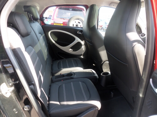 Blog / smart for four back seats