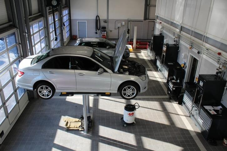 Bosch Car Service Centres Uk