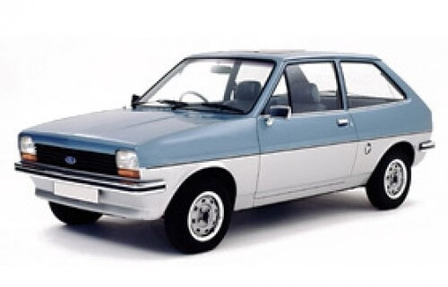 the first ford fiesta