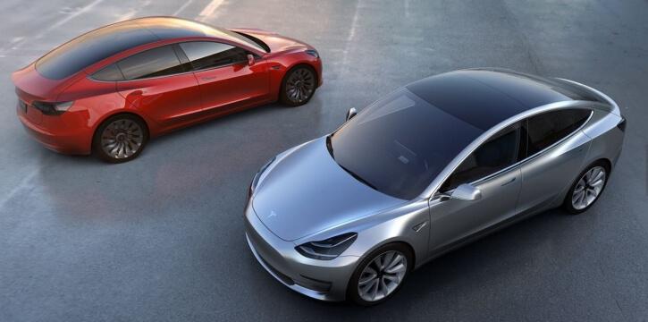 Tesla Model 3 - The Most Affordable Tesla Yet