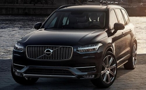 Blog / Volvo XC90 limited edition