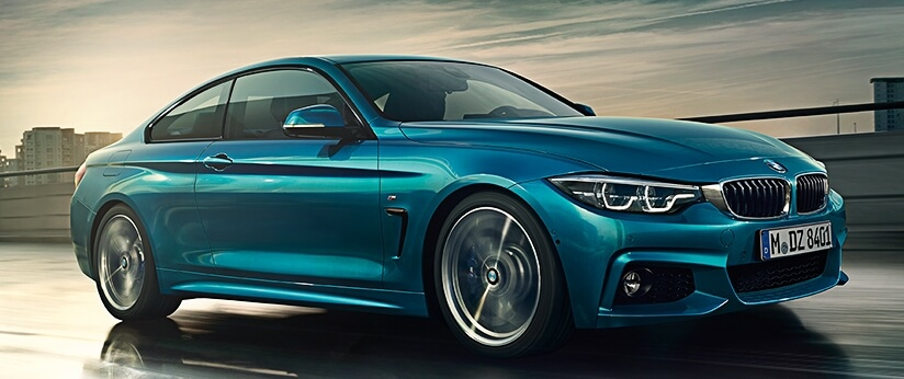 bmw 4 series front angle
