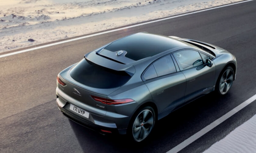 jaguar i pace roof
