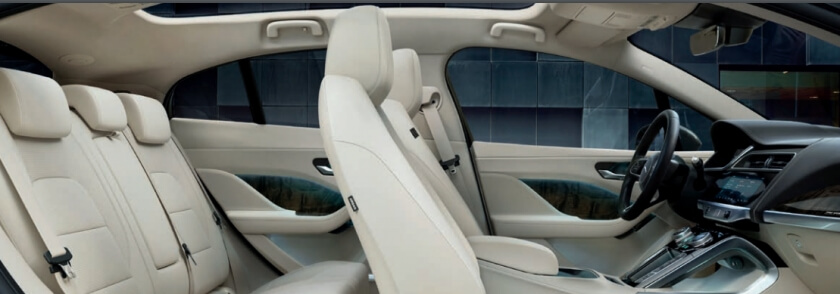 jaguar i pace seats