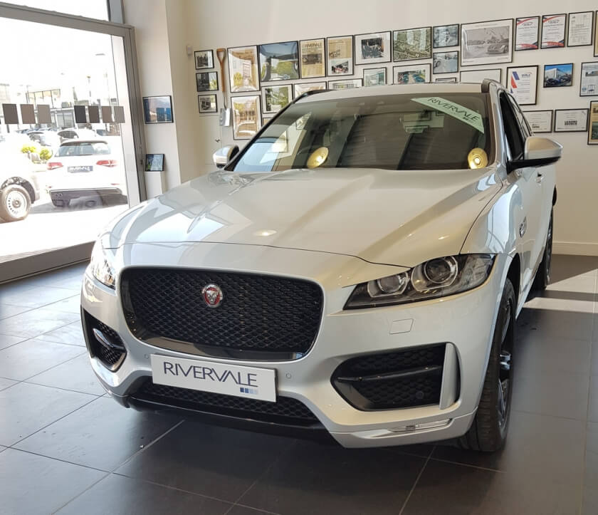 Jaguar F Pace R Sport 2016 3d Model: Rivervale Leasing