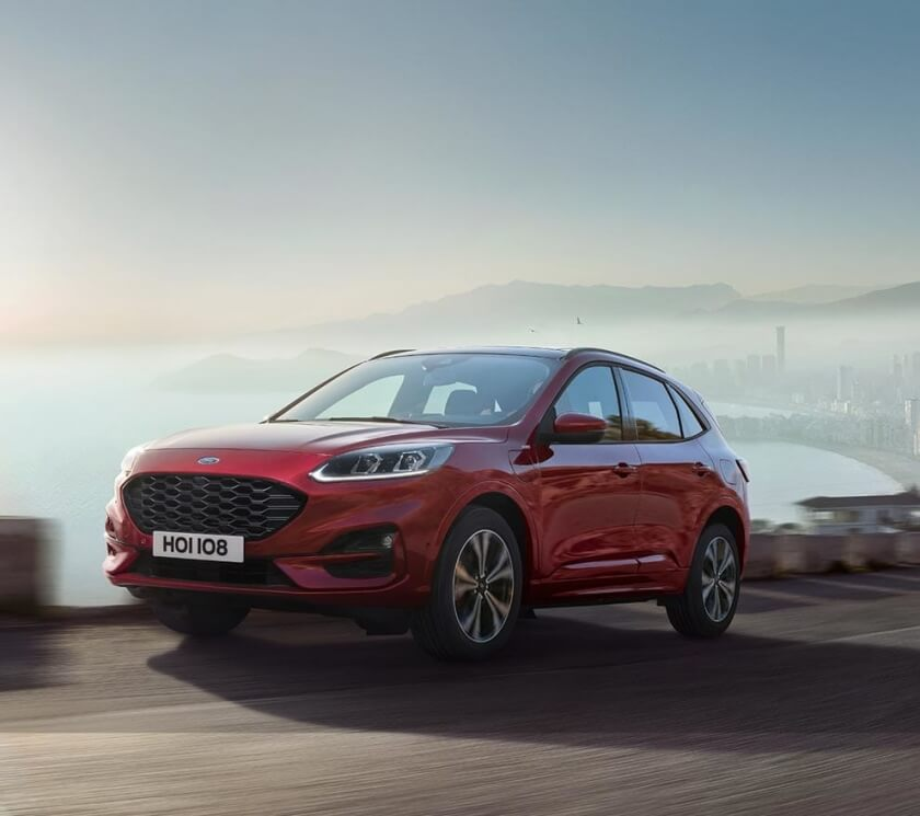2020 Ford Kuga Plug-In Hybrid Is Coming Next Spring >> New Ford Kuga Rivervale Leasing