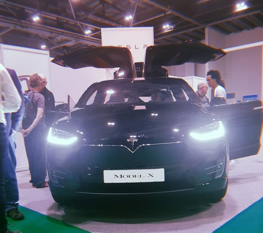 The London Motor Show 2019