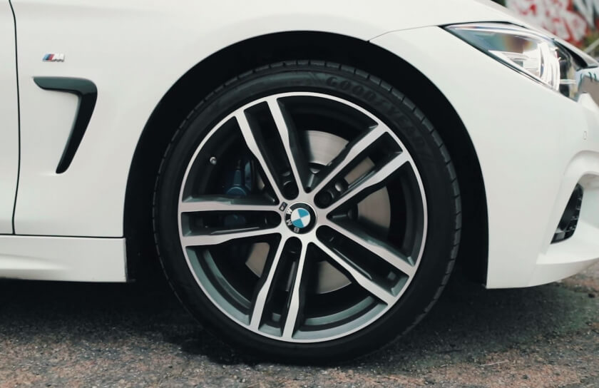 BMW 4 Series Alloys