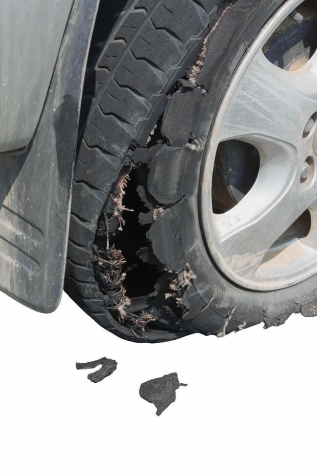 Tyre Wear Everything You Need To Know