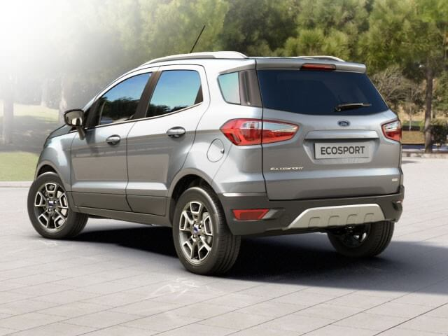 Ford Ecosport Lease Uk 2017 2018 2019 Ford Price