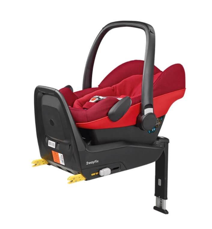 Child Car Seat Regulation Changes