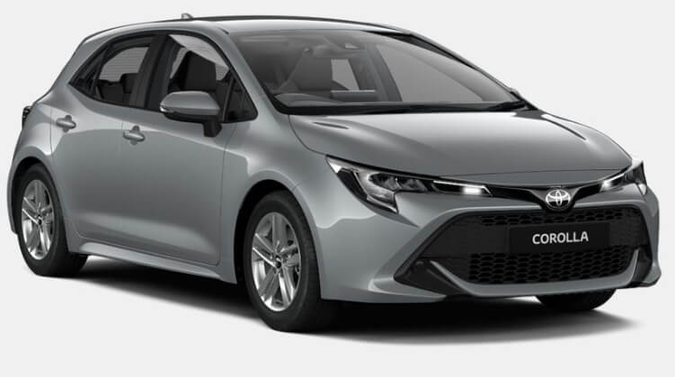 Toyota Touch Up Paint >> New Toyota Corolla | Rivervale Leasing