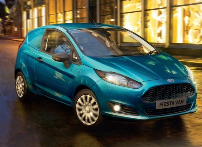 Farewell to the Ford Fiesta Van