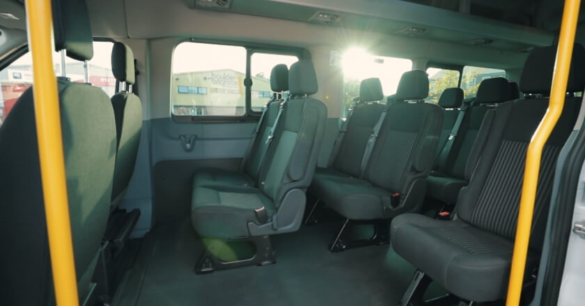 Rivervale Reviews the Ford Transit | Rivervale Leasing