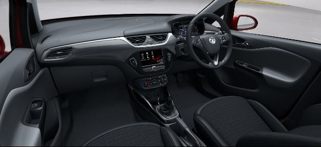 The Newly Updated Vauxhall Corsa - OnStar and IntelliLink