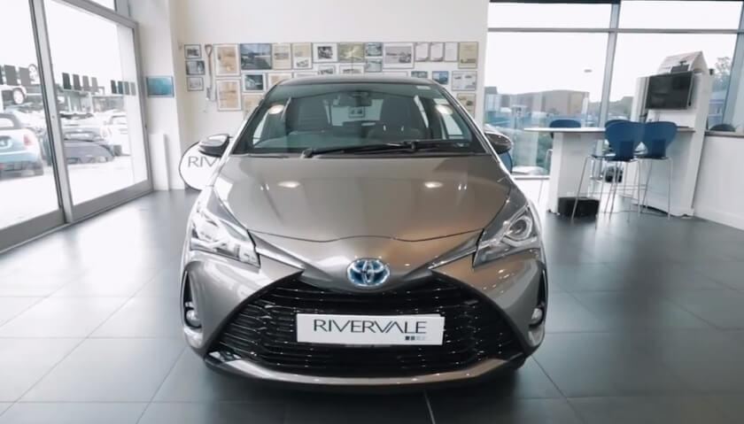2018 Toyota Yaris Hybrid Review