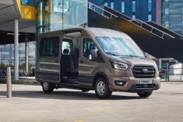 The All New Ford Transit School Minibus for 2019