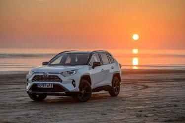 The 2019 Toyota Rav4 Hybrid - Fantastic SUV