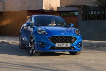 The Ford Puma - Once A Coupe, Now An SUV!