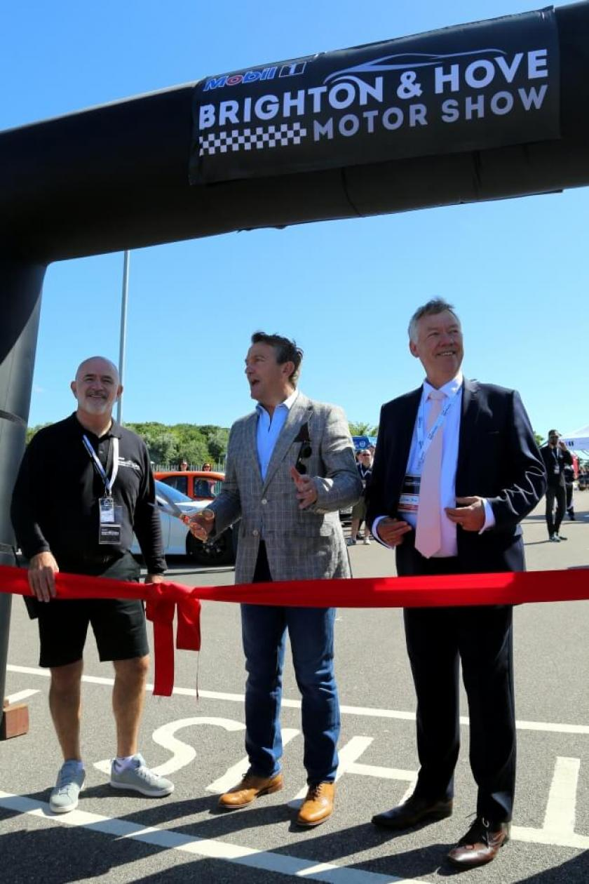 Rivervale Host Successful Return of the Brighton and Hove Motor Show