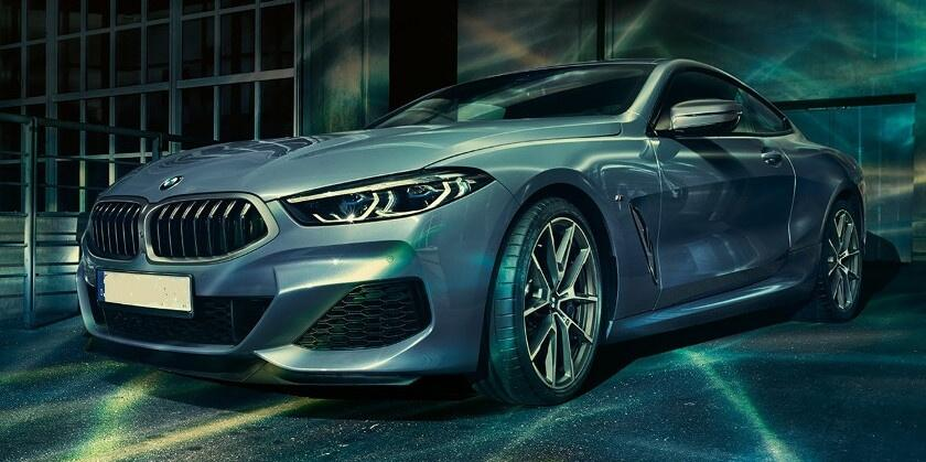 The BMW 8 Series Has Returned!