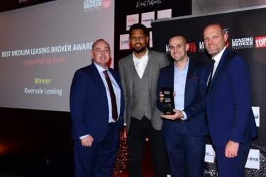 Rivervale Victorious at the Leasing Broker Federation Awards 2019