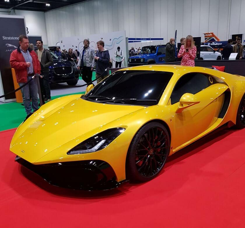 The London Motor Show 2019!