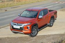 The 6th Generation 2019 Mitsubishi L200