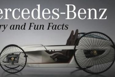 Mercedes-Benz History and Fun Facts