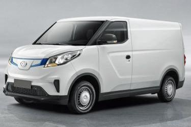 Van Manufacturer Announces Electrifying News